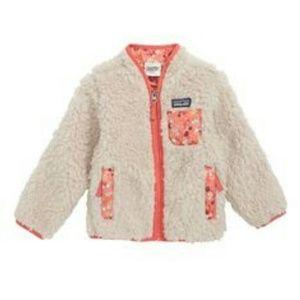 New Patagonia Baby Retro-X Jacket